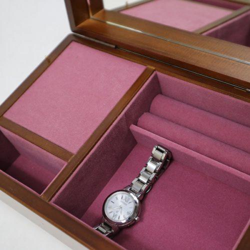 木製宝石箱OR071